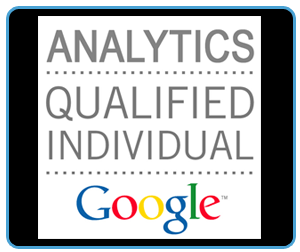 Google Analytics Qualification - Michael Bohatch