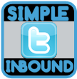 simpleinbound twitter 45 Top Ways to get Twitter Followers   The definitive guide