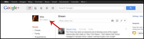 gplus businesspage graphicb Google+: Cant Edit Business Page?   Tips for Business Owners